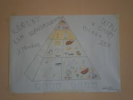 """Проект """"Твоят час"""", Клуб """" Здравословно хранене и здравословен начин на живот"""" - Изображение 3"""