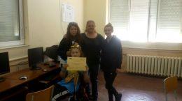 """Проект - Твоят час  Клуб """" Дигиталният свят и училището"""" - Професионална гимназия по туризъм Кюстендил"""