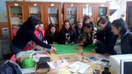 """Клуб """" Да намеря себе си"""" Проект Твоят час - Професионална гимназия по туризъм Кюстендил"""