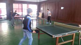 турнир по тенис на маса - Професионална гимназия по туризъм Кюстендил