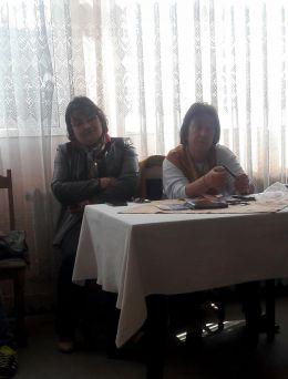Гости на заключителна изява - Професионална гимназия по туризъм Кюстендил