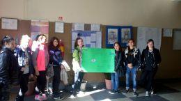 таблото е готово - Професионална гимназия по туризъм Кюстендил