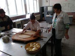 подготовка за представителната изява - Професионална гимназия по туризъм Кюстендил