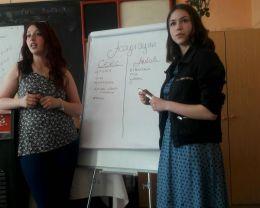 Заключителна изява - Професионална гимназия по туризъм Кюстендил