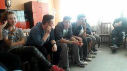 """представителна изява на клуб """" Умения за живот"""" - Професионална гимназия по туризъм Кюстендил"""