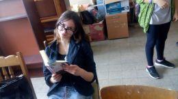 време е за книга - Професионална гимназия по туризъм Кюстендил